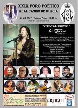 Vanessa Teba Festival Flamenco Casino Murcia